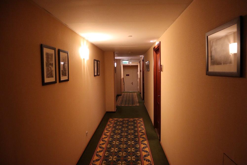 Renaissance St. Petersburg Baltic Hotel – Hallway