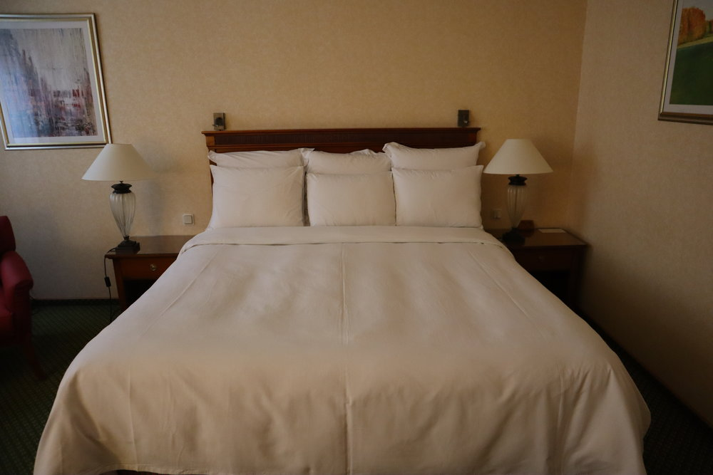 Renaissance St. Petersburg Baltic Hotel – King bed
