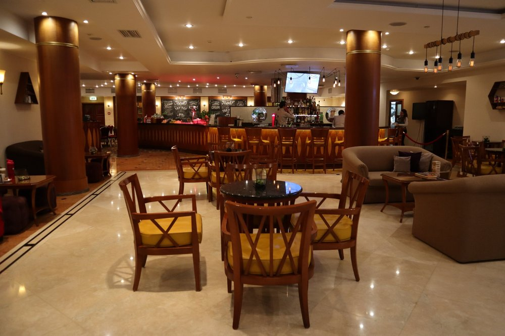 Renaissance St. Petersburg Baltic Hotel – Bar and restaurant