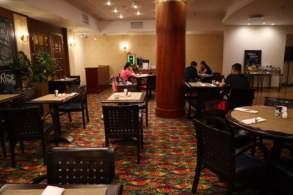 Renaissance St. Petersburg Baltic Hotel – Restaurant