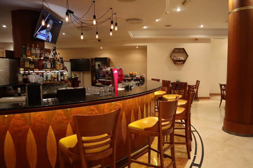 Renaissance St. Petersburg Baltic Hotel – Bar