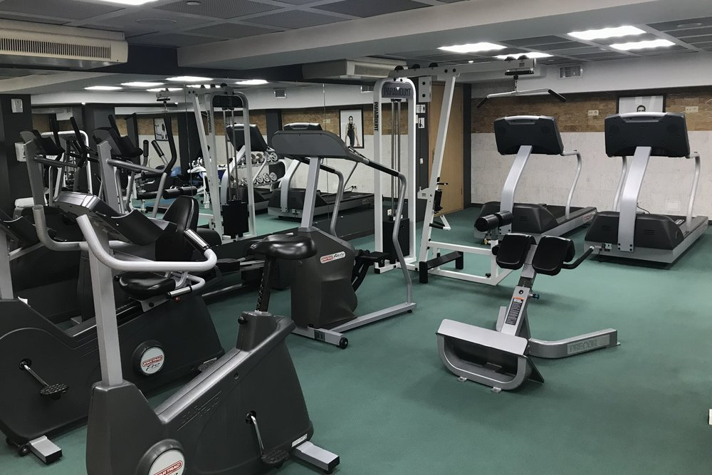 Renaissance St. Petersburg Baltic Hotel – Fitness centre