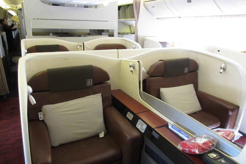 JAL First Class -
