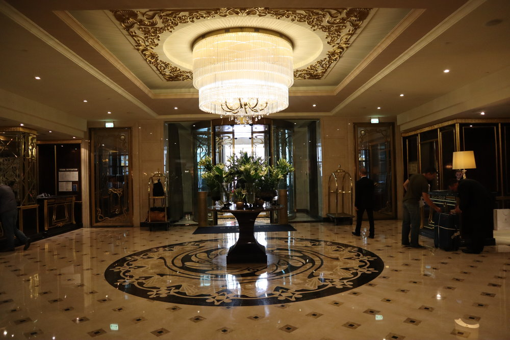 St. Regis Moscow Nikolskaya – Lobby