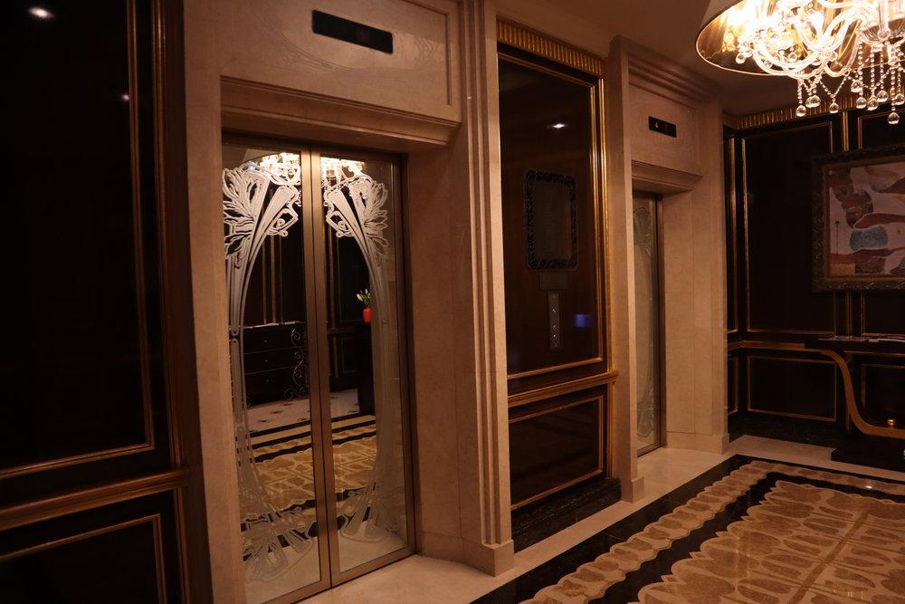 St. Regis Moscow Nikolskaya – Elevators
