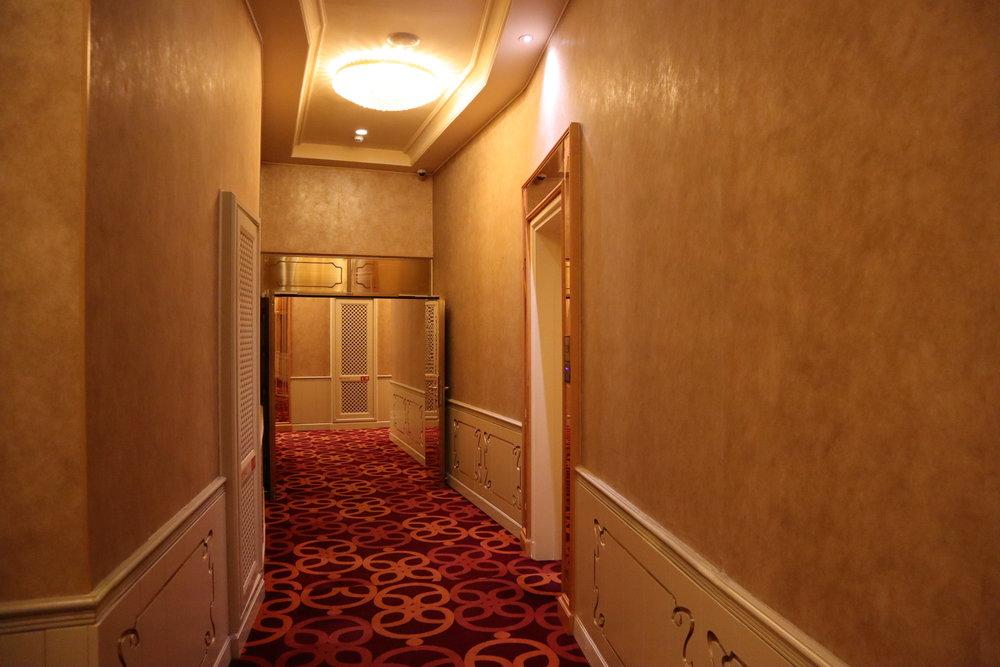 St. Regis Moscow Nikolskaya – Hallways