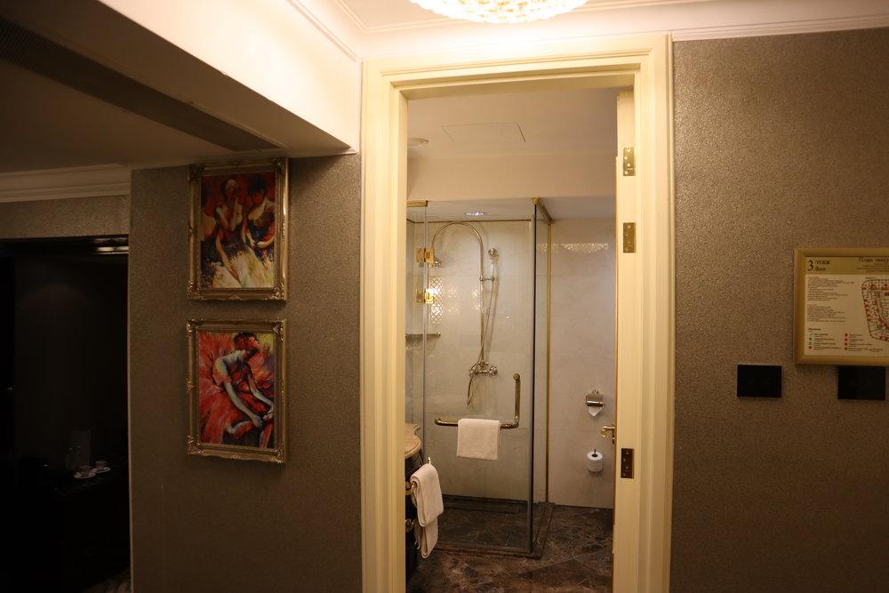 St. Regis Moscow Nikolskaya – St. Regis Suite foyer
