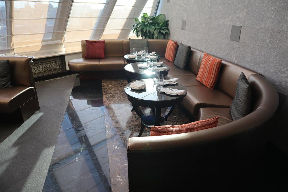 St. Regis Moscow Nikolskaya – Rooftop lounge