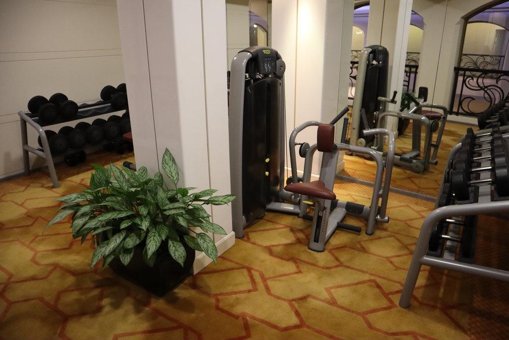 St. Regis Moscow Nikolskaya – Gym