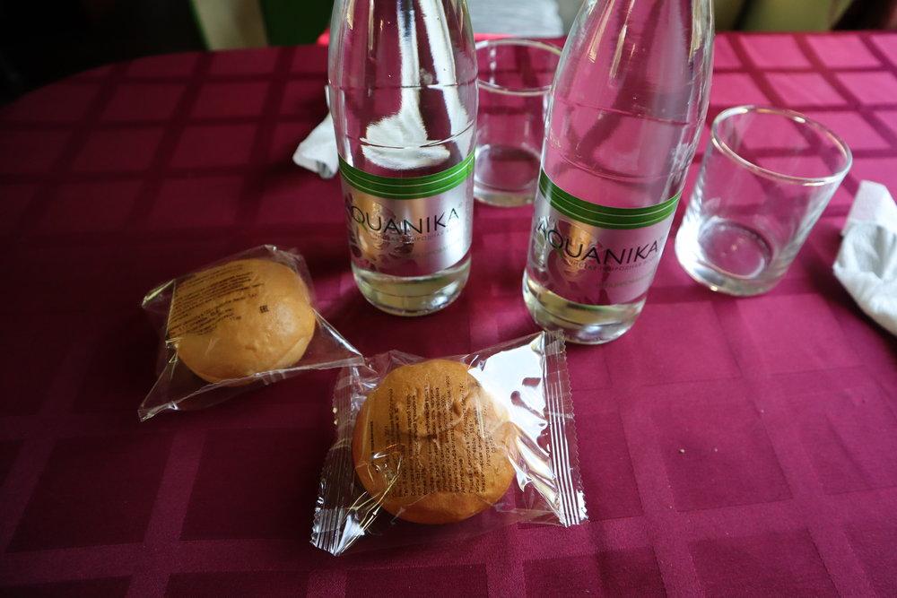 Trans-Siberian Railway First Class – Bread