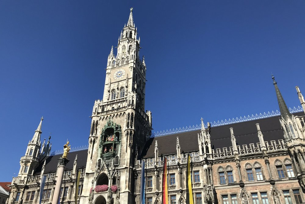 New Town Hall, Munich
