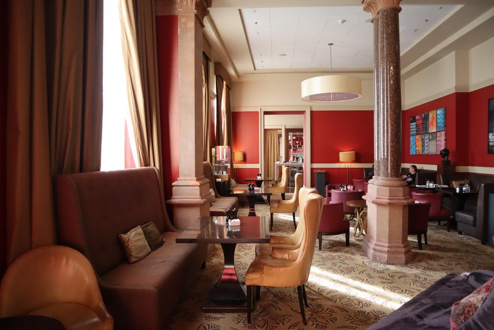 Chambers Club, St. Pancras Renaissance Hotel London