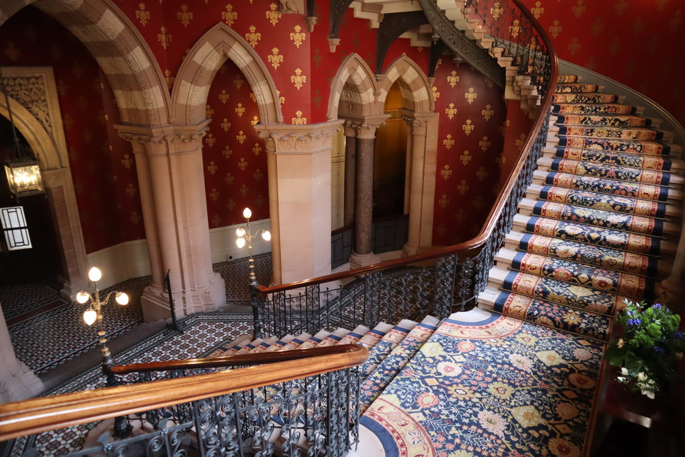Chambers Wing, St. Pancras Renaissance Hotel London