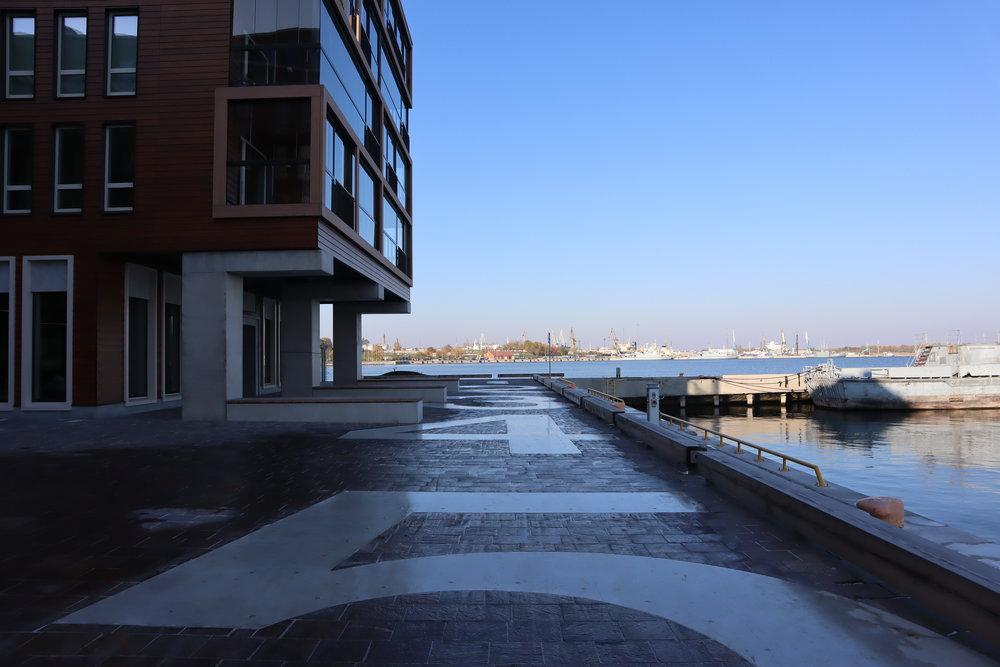 Tallinn waterfront