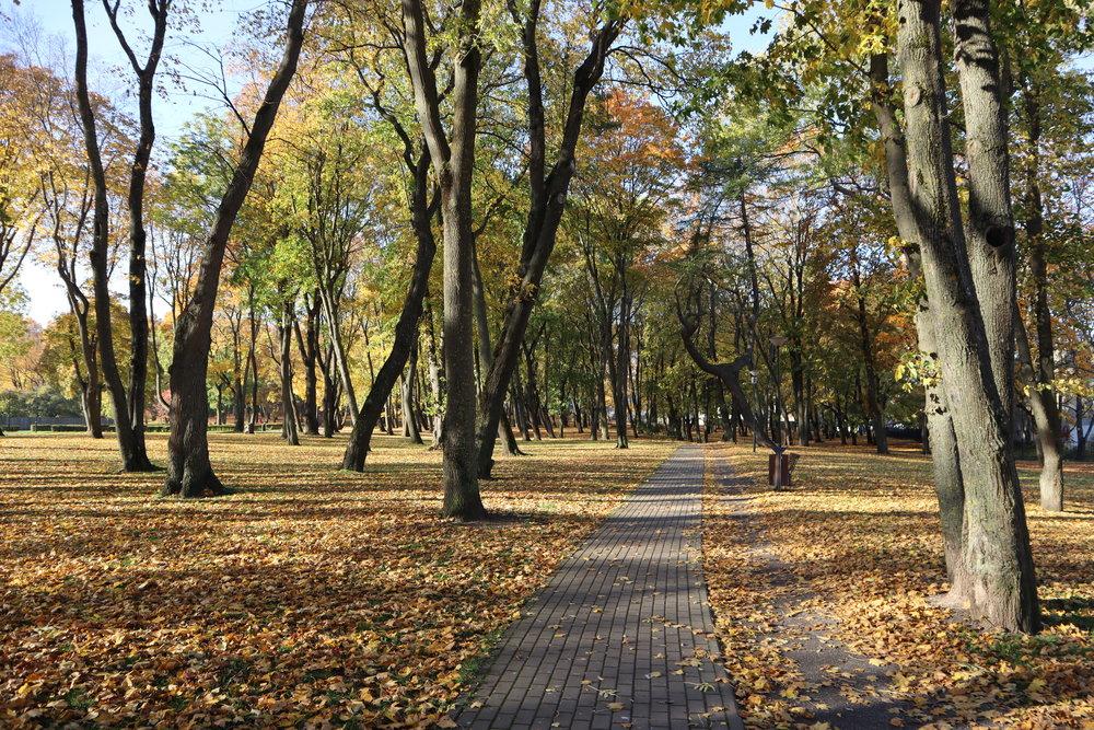 Kalamaja Park, Tallinn