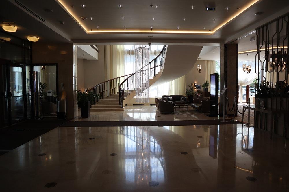 Marriott Novosibirsk – Lobby