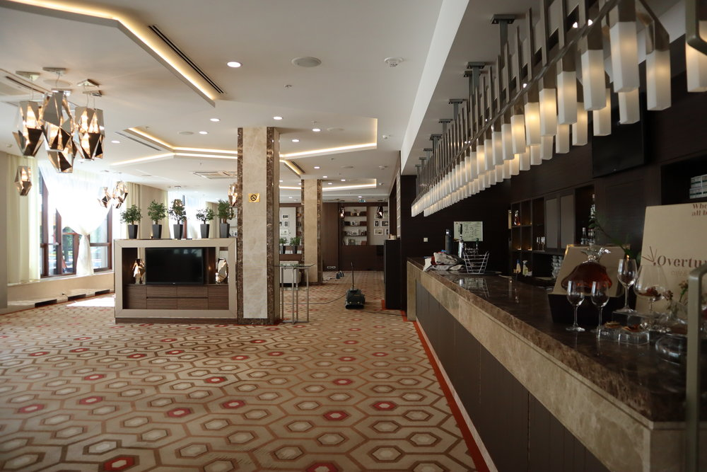 Marriott Novosibirsk – Overture Café