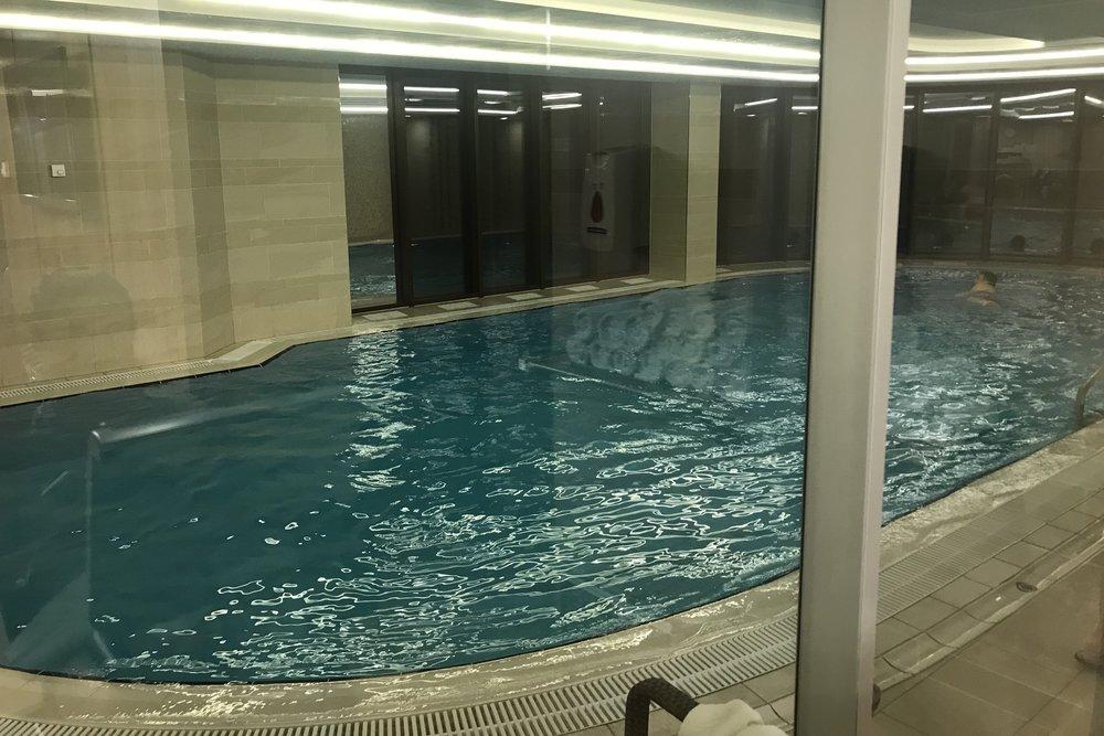 Marriott Novosibirsk – Indoor pool