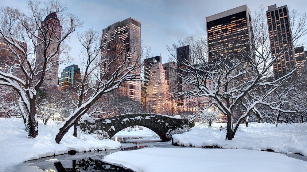 New York - January 2018