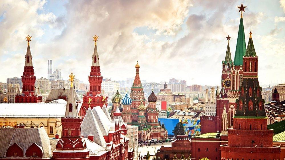 Russia - June 2018