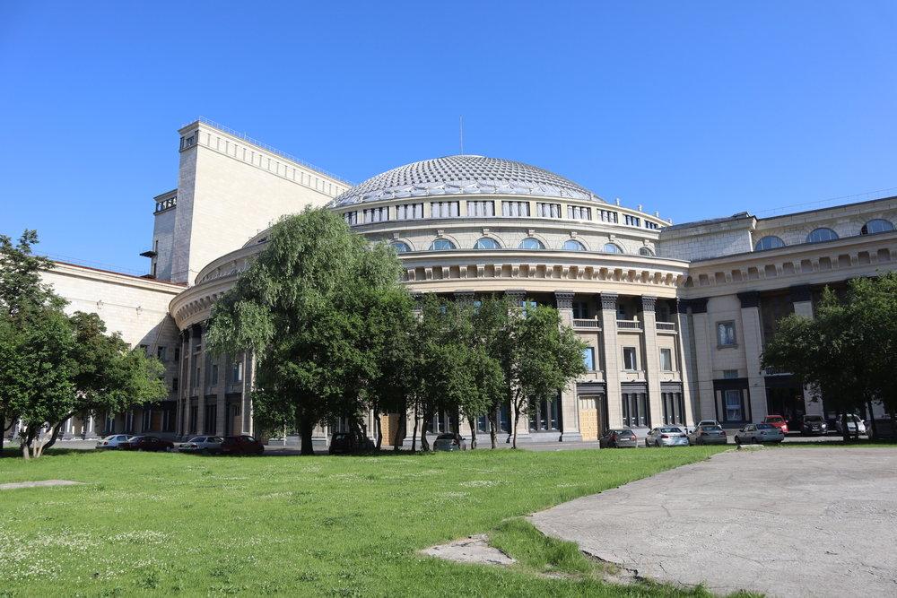 Novosibirsk Opera and Ballet Theatre