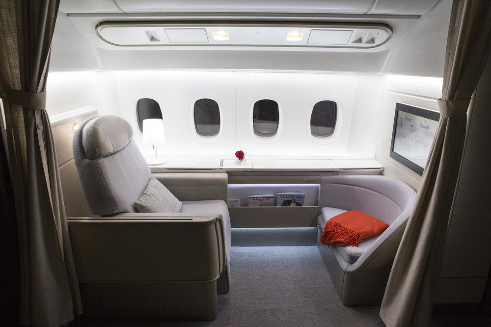 Air France A380 La Première