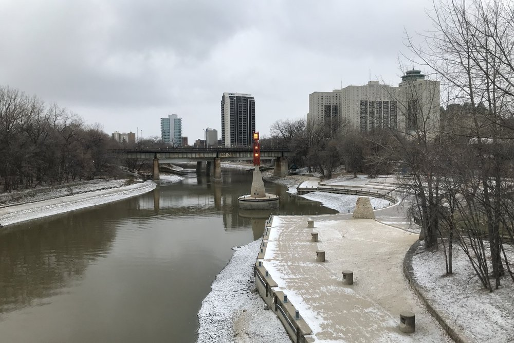 The Forks, Winnipeg