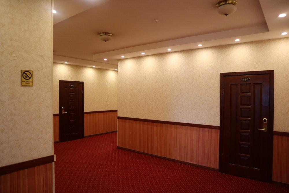 Best Western Gobi's Kelso Ulaanbaatar – Hallway