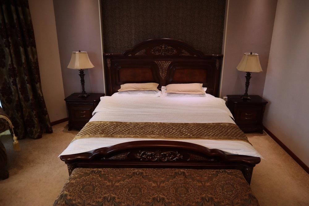 Best Western Gobi's Kelso Ulaanbaatar – King bed