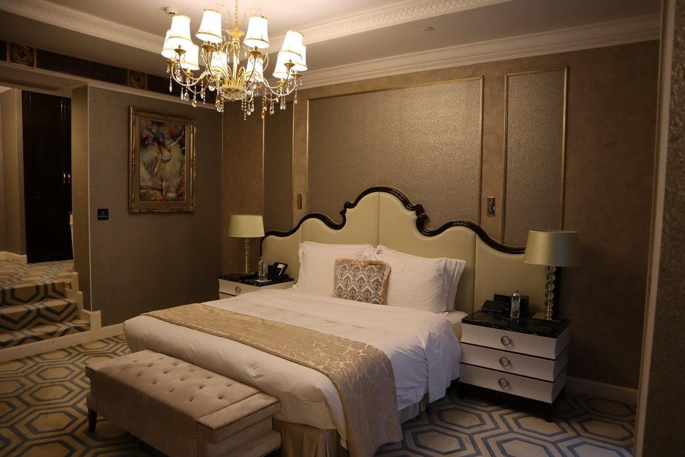 St. Regis Suite at the  St. Regis Moscow Nikolskaya