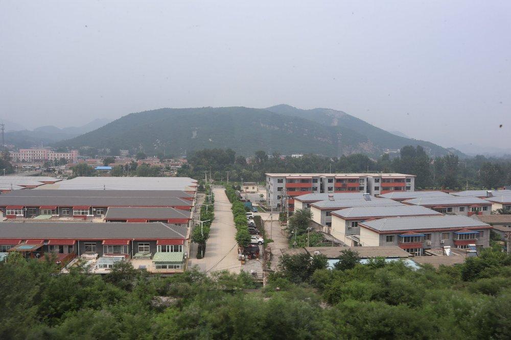 Trans-Mongolian Railway (UBTZ) Second Class – Scenery in China