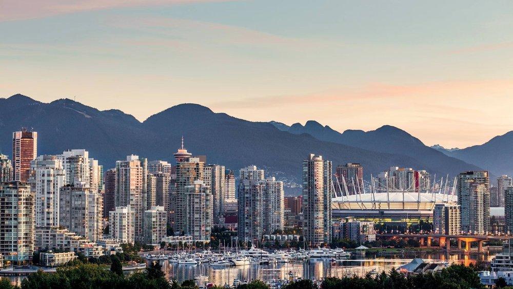 Vancouver - November 2018