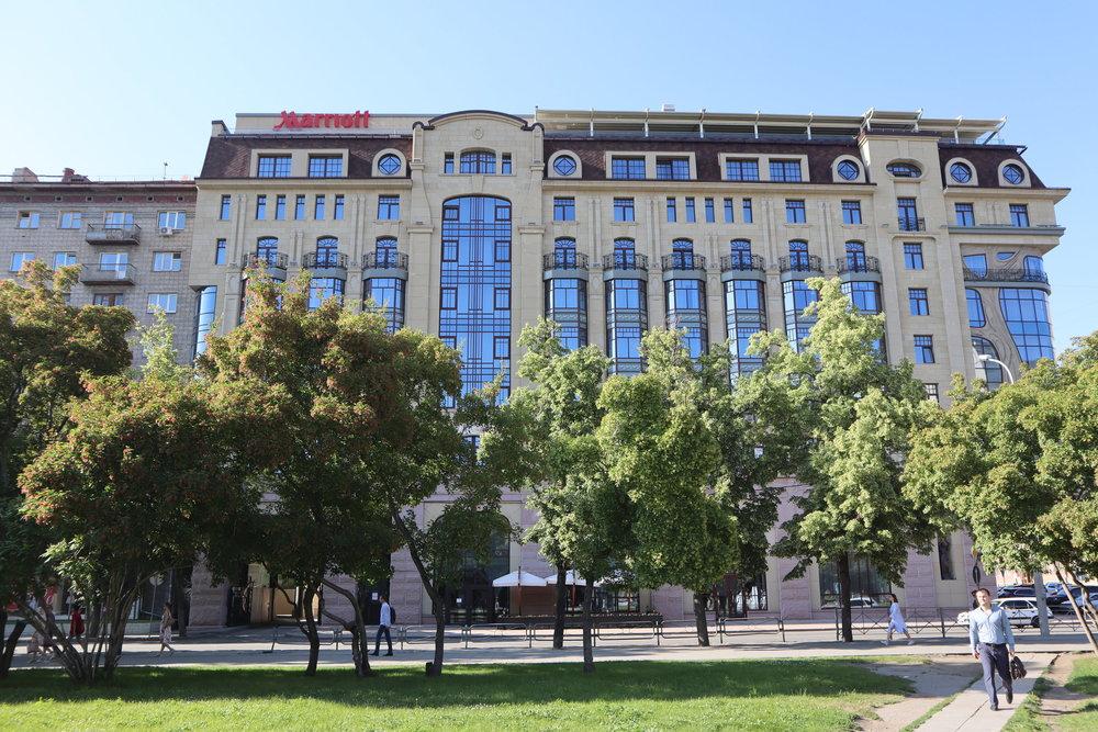 Marriott Novosibirsk -