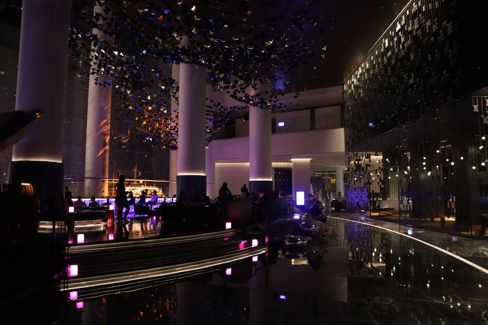 W Suzhou – Lobby