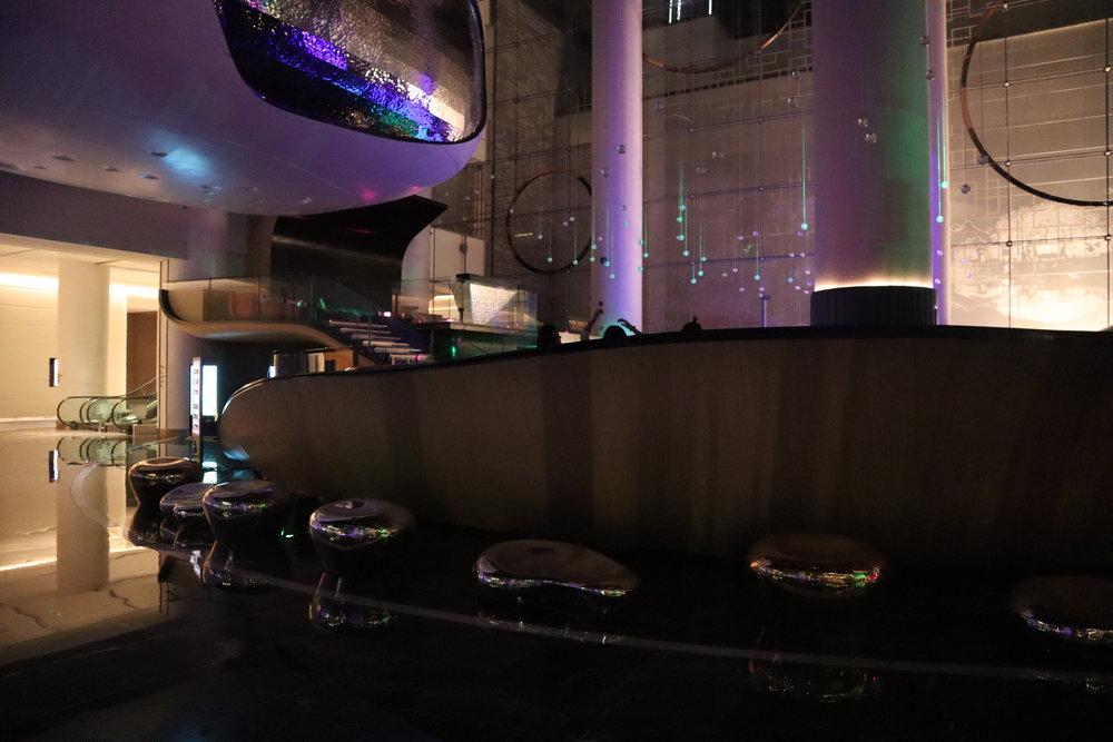 W Suzhou – Lobby seating area