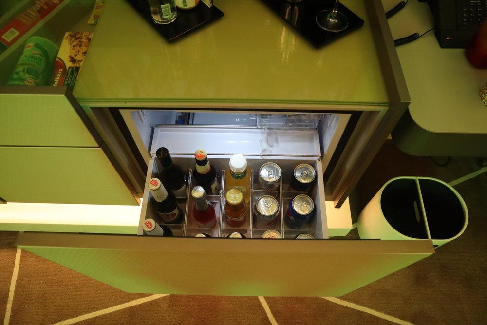 W Suzhou – Spectacular Room mini-fridge