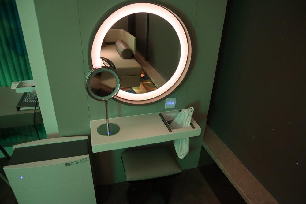 W Suzhou – Spectacular Room vanity