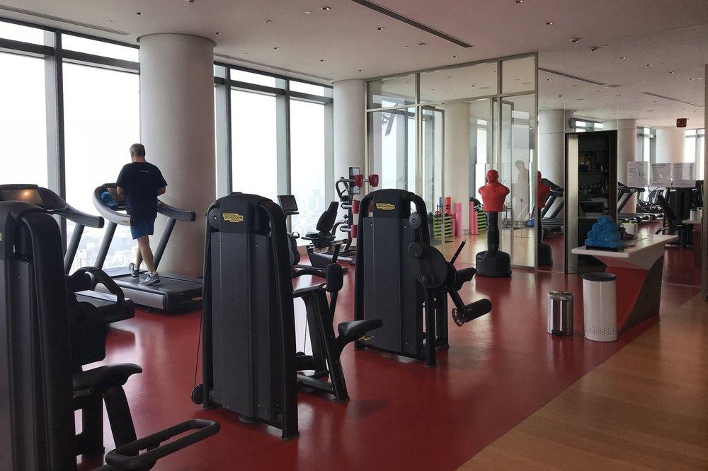 W Suzhou – FIT gym
