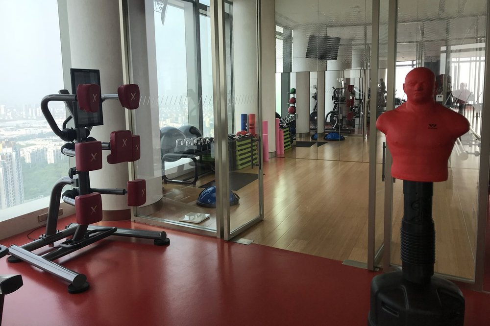 W Suzhou – FIT aerobics room
