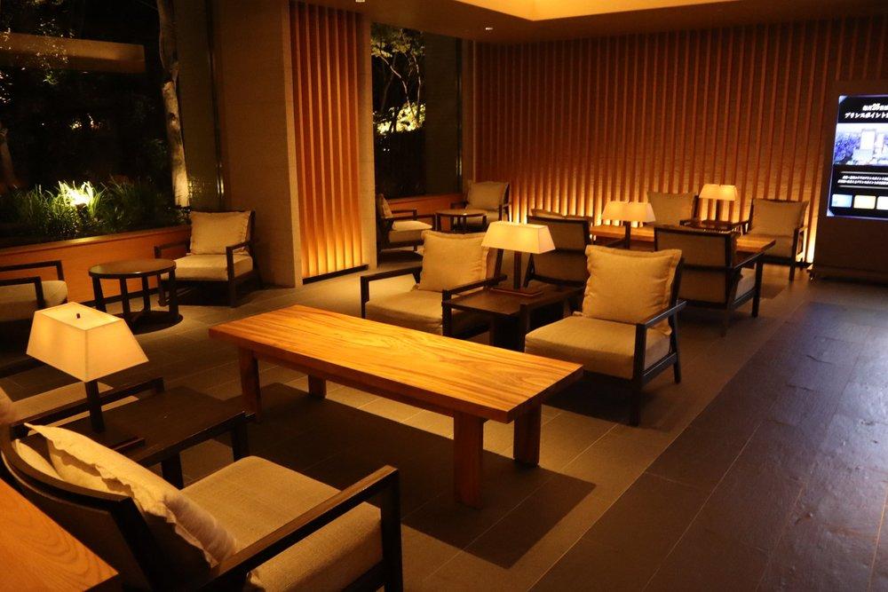 The Prince Sakura Tower Tokyo – Lobby lounge