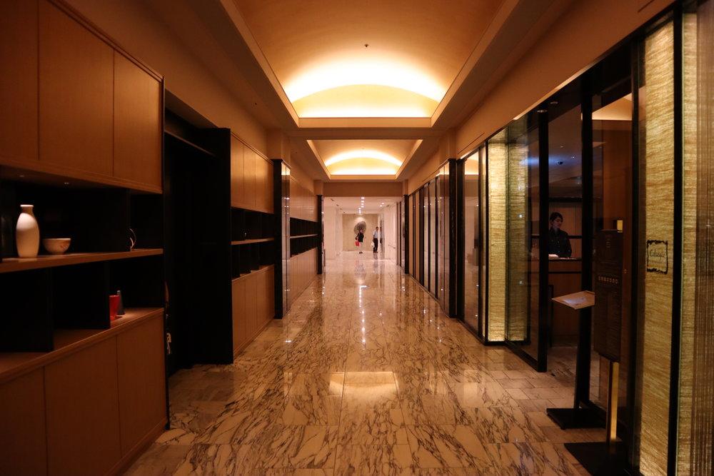 The Prince Sakura Tower Tokyo – Hallway