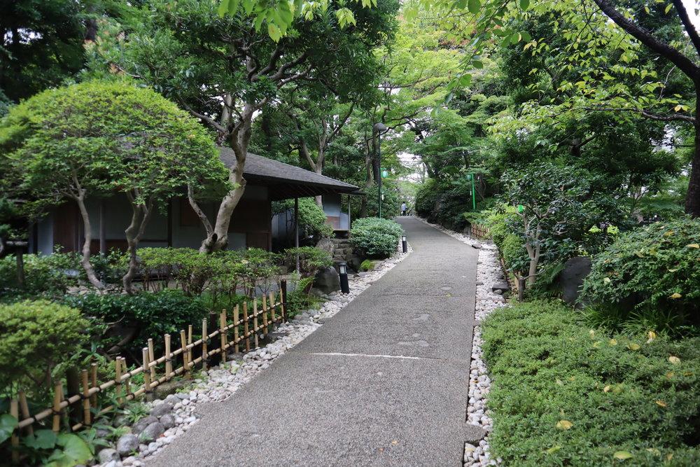 The Prince Sakura Tower Tokyo – Japanese gardens