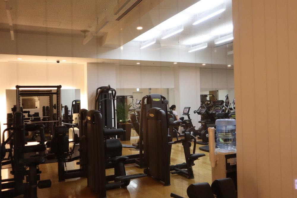 The Prince Sakura Tower Tokyo – Fitness equipment