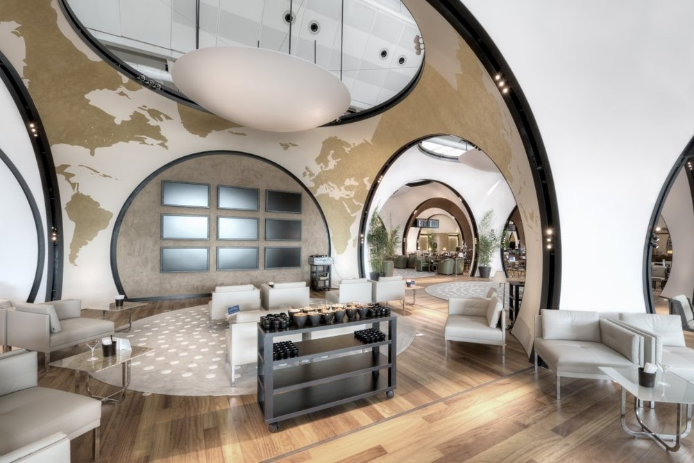Turkish Airlines CIP Lounge, Istanbul