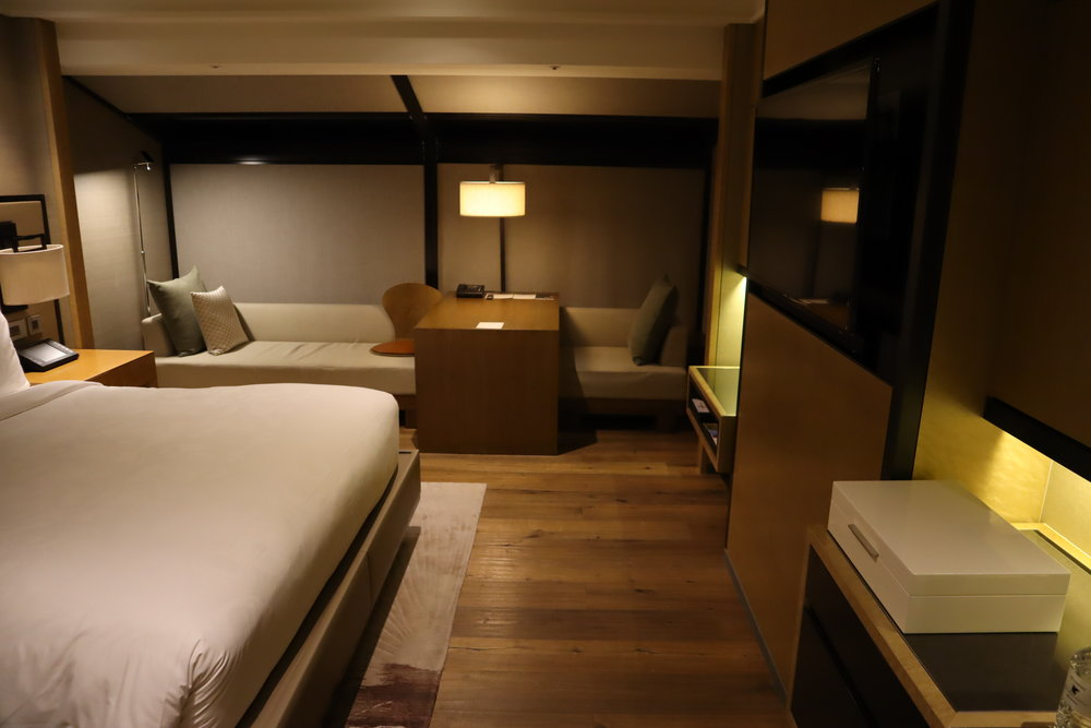 JW Marriott Dongdaemun Square Seoul – Executive Sky View Room