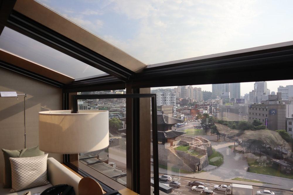 JW Marriott Dongdaemun Square Seoul – Skylight
