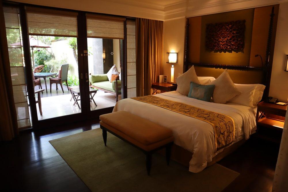 St. Regis Pool Suite, St. Regis Bali