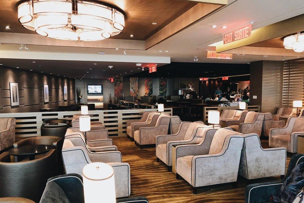 Plaza Premium Lounge, Toronto Pearson T3 (Int'l)