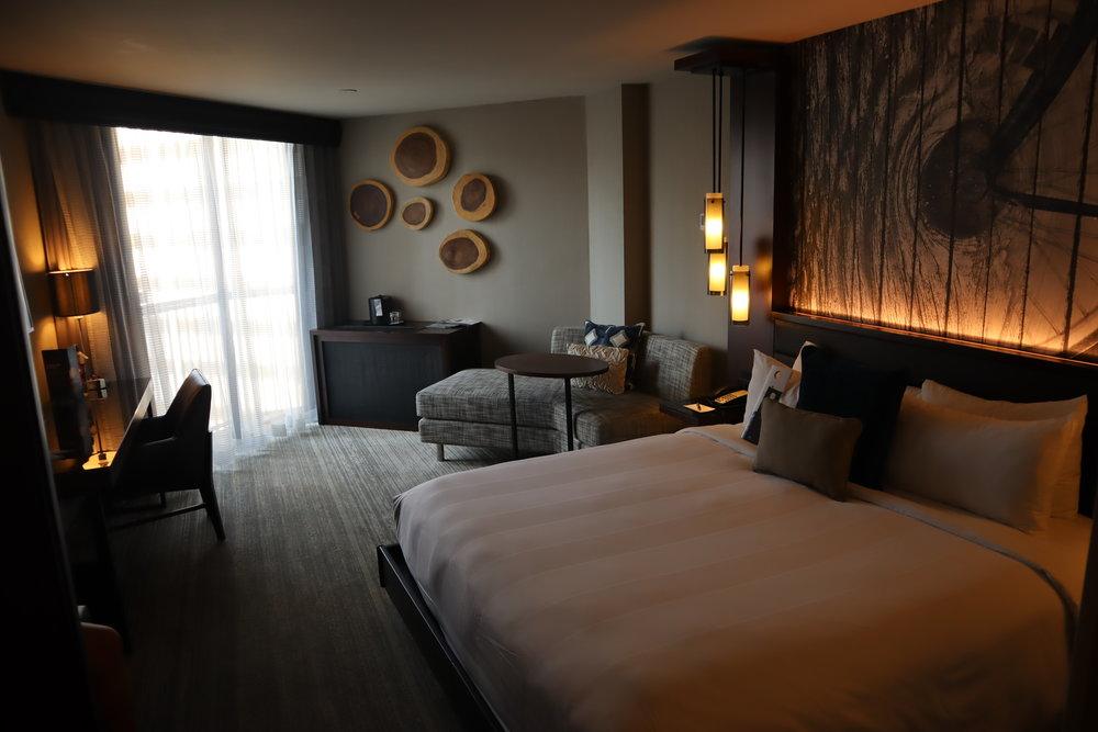 Marriott Portland Downtown Waterfront – Guest room