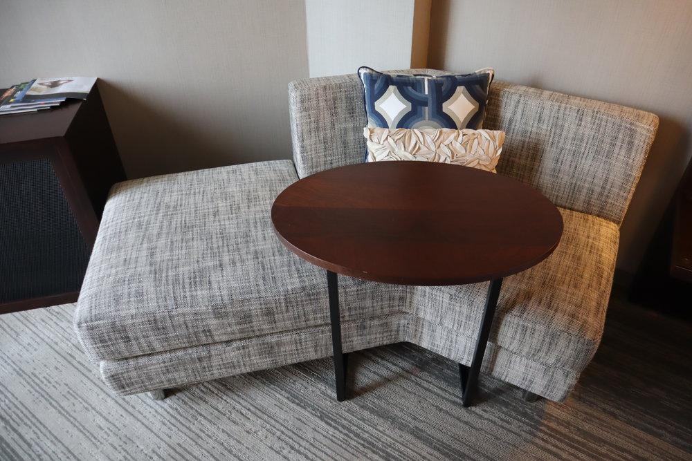Marriott Portland Downtown Waterfront – Chaise longue